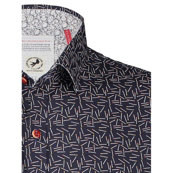 Camisa A Fish Named Fred 83005-1